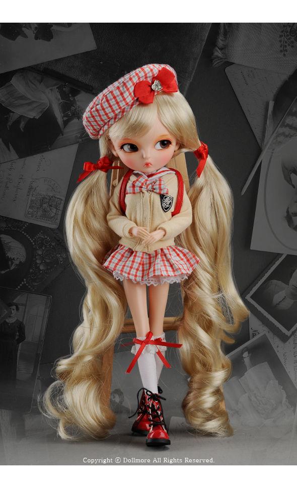 Five Angel Story DOLLMORE BRAND NEW Neo Lukia Doll Cocoa Lukia LE 20