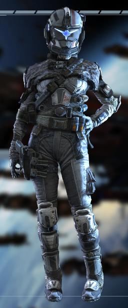 titanfall キャラクター