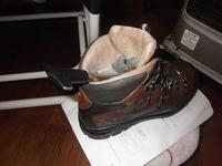 登山靴の修正1