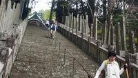 箸蔵寺階段