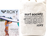 ROXY 2017 SPRING/SUMMER COLLECTION 《付録》 2WAYトートバッグ