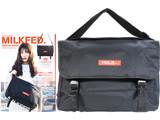 mini特別編集 MILKFED. SPECIAL BOOK Big Messenger Bag 《付録》 ビッグメッセンジャーバッグ