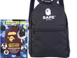 A BATHING APE® 2019 AUTUMN/WINTER COLLECTION 《付録》 APE HEAD 大容量バックパック