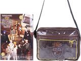 うたの☆プリンスさまっ♪×Q-pot. Sweets Vampire Bag Book 《付録》 クリアポケットショルダーバッグ
