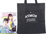 Popteen (ポップティーン) 2020年 07月号 《付録》 atmos pink(アトモスピンク)限定カレッジロゴ BIGトートバッグ