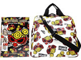 HYSTERIC MINI OFFICIAL GUIDE BOOK 2017 SPRING & SUMMER COLLECTION 《付録》 MINI FACE 3WAYショルダーバッグ