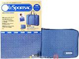 LESPORTSAC 2015 SPRING/SUMMER Style 3 デニム ピケ 《付録》 ポケッタブルショッパー