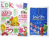 LDK(エル・ディー・ケー) 2013年 07月号 《袋綴じ》  シャンプー 有名55商品 ABC判定カタログ