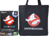 GHOSTBUSTERS SPECIAL BOOK 《付録》 ヴィンテージ風ビッグトートバッグ
