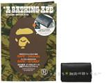 A BATHING APE(R) 2013 AUTUMN/WINTER COLLECTION 《付録》 BAPE(R)CAMO柄 型押し本革カードケース