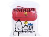 SNOOPY スヌーピーハウスの収納ポーチ BOOK