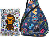 BAPE KIDS(R) by a bathing ape(R) 2014 SPRING/SUMMER COLLECTION 《付録》 BABY MILO(R) ボディバッグ
