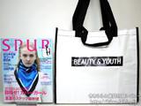 SPUR (シュプール) 2012年 10月号 《付録》 BEAUTY & YOUTH×AMERICANA 【超BIG】ショッピングトート