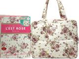L'EST ROSE Boston bag 《付録》 ボストンバッグ