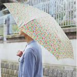 春らしい小花柄の折りたたみ傘【Green Gate 2012 SPRING / SUMMER COLLECTION e-MOOK】