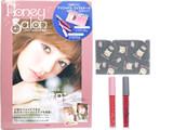 Honey Salon LOVELY COSMETIC BOOK 《付録》 アイシャドウ、リップ&チークの3点セット♡