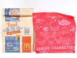 マクドナルド ハッピーセット 《おまけ》 サンリオキャラクター 全8種類