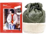 CHILD WOMAN 30th Anniversary Book 《付録》 ボアキルティングバッグ