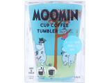 MOOMIN CUP COFFEE TUMBLER BOOK ムーミン谷の仲間たち ver.