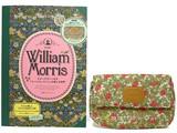 William Morris モダンデザインの父「ウィリアム・モリス」の美しき世界 《付録》 長財布にもなるROSE柄キルティングポーチ