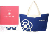 CLATHAS 2015 special collection 《付録》 クレイサス ランチトートバッグ