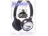 XLARGE(R) Bluetooth ヘッドホン BOOK