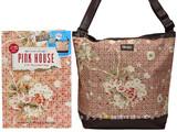 PINK HOUSE 2013 Shoulder Bag 《付録》 くまチャーム付きショルダーバッグ