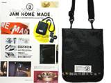 JAM HOME MADE 2014-15 AUTUMN/WINTER COLLECTION 《付録》 ショルダーストラップ付きマルチケース