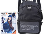 YAK PAK BACKPACK BOOK GRAY POUCH ver. 《付録》 特大&軽量バックパック+ポーチ