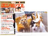 エンタミクス 2017年 02月号 《付録》 岩合光昭 100匹にゃんこカレンダー