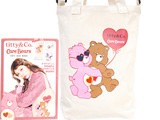 titty&Co.×Care Bears TOTE BAG BOOK 《付録》 オリジナルデザイン 2WAYトートバッグ