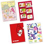 【キャンペーン景品】対象のお菓子を2個購入でマイメロディクリアファイル