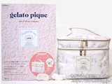 gelato pique 2012-13 Winter Collection 《付録》 2段ビッグバニティ&リボンチャームヘアピン