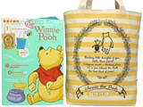Love Winnie the Pooh くまのプーさんオフィシャルファンブック 《付録》 Afternoon Tea リバーシブルトートバッグ