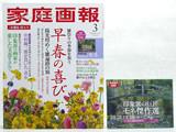 家庭画報 2013年 03月号 《付録》 モネ名画ポストカード12枚