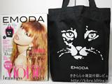 EMODA vol.2 《付録》 キャットモチーフトートバッグ