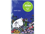 MOOMIN DIARY 2020 Cover designed by marble SUD