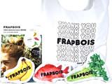 FRAPBOIS(フラボア) 15th Anniversary BOOK 2015-16 AUTUMN/WINTER 《付録》 THANK YOU バッグ & 3ポーチセット