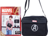 MARVEL SHOULDER BAG & POUCH BOOK 《付録》 ショルダーバッグ&ポーチ
