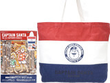 CAPTAIN SANTA We are CAPTAIN'S Children 《付録》 付録史上初!3色切替の豪華仕様!DAD'S COOL TOTE