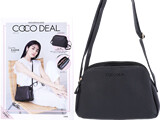 COCO DEAL SHOULDER BAG BOOK 《付録》 レザー調ショルダーバッグ