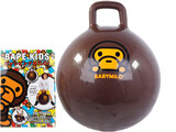 BAPE KIDS® by *a bathing ape® ジャンピングMILO! BOOK 《付録》 ジャンピングボール