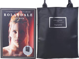 ROLANDALE FIRST BOOK 《付録》 SQUARE TOTE BAG