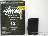 STUSSY 2012 FALL COLLECTION 《付録》 レザーケース入りマルチツールボックス