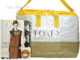 FOXEY MAGAZINE NUMBER 19 《付録》 フォクシー スーパークーラーバッグ