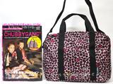 チャビーギャング オフィシャルファッションBOOK 《付録》 レオパード柄ボストンバッグ