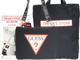 FREAK'S STORE BAG & POUCH BOOK meets GUESS 《付録》 FREAK'S STORE別注GUESS 3点セット