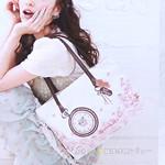 axes femme Spring&Summer collection 2013 《付録》 巻きバラ付きバラ柄ゴージャス♥バッグ