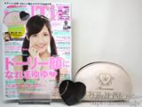 CUTiE (キューティ) 2012年 09月号 《付録》 セシルマクビーMon amour美人ポーチ&ハートコームセット