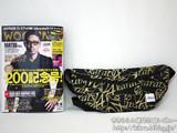 WOOFIN' (ウーフィン) 2012年 10月号 《付録》 24karatsバナナ・バッグ